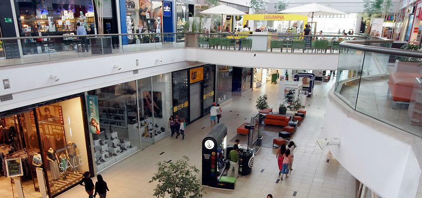 tienda north face mall plaza vespucio