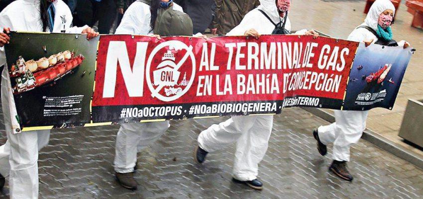 Opositores buscan nacionalizar conflicto por proyecto