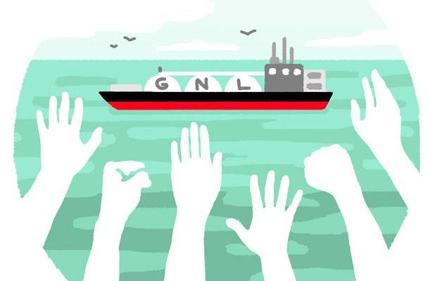 GNL y trabajo con la Comunidad: el contraste de las experiencias locales