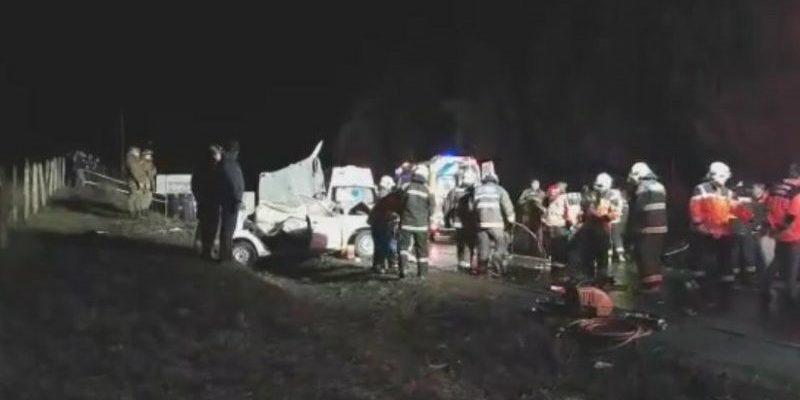 Cuatro muertos y un herido grave deja accidente en Cañete
