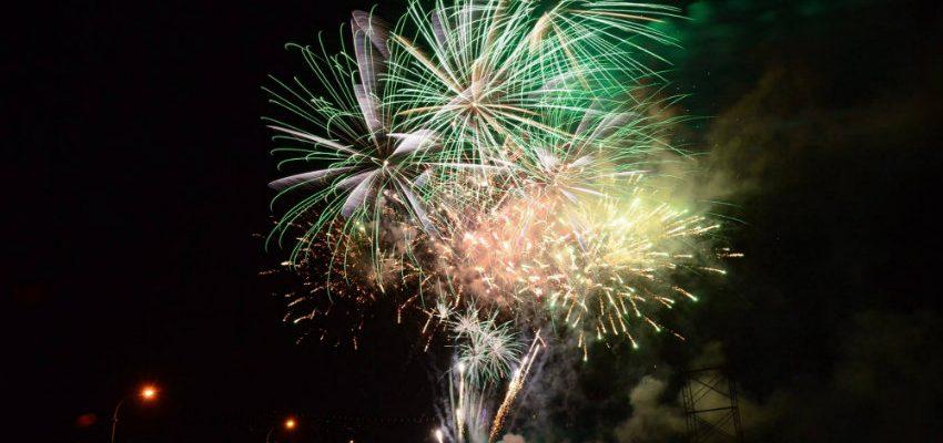 Conoce Donde Disfrutar Los Fuegos Artificiales Este Ano Nuevo En El