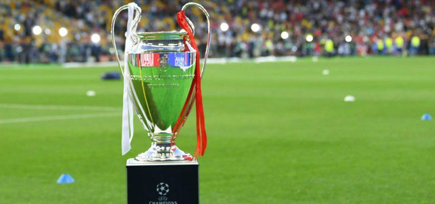 Calendario Champions Legue.El Calendario De Los Octavos De Final De La Champions League