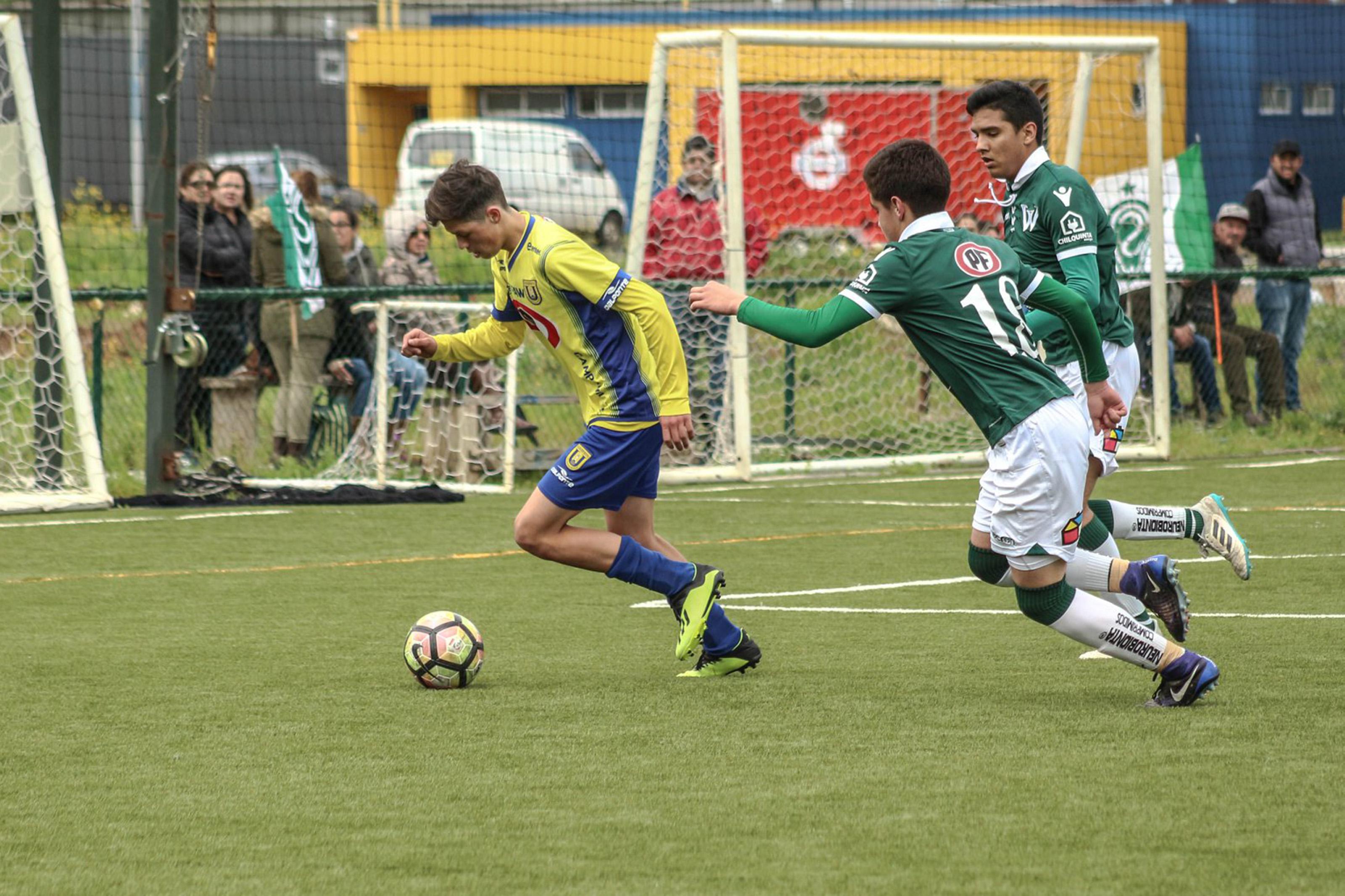 UdeC y Huachipato ya tiene calendario para el Fútbol Joven 9b2a254e47698