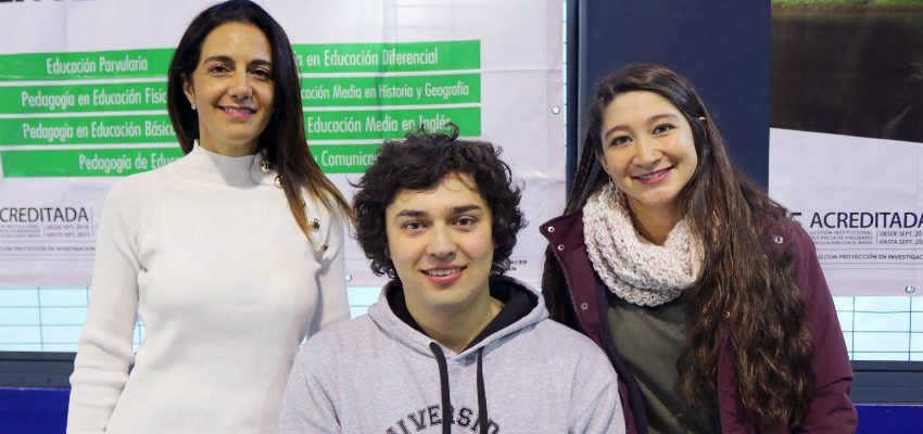 Guga Ortiz Ofreció Charla Motivacional En El Vive La Uss