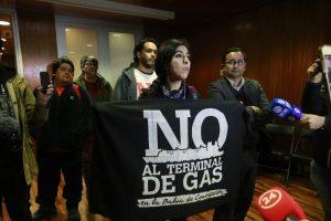 Tras 6 años aprueban proyecto gasífero Terminal GNL Penco