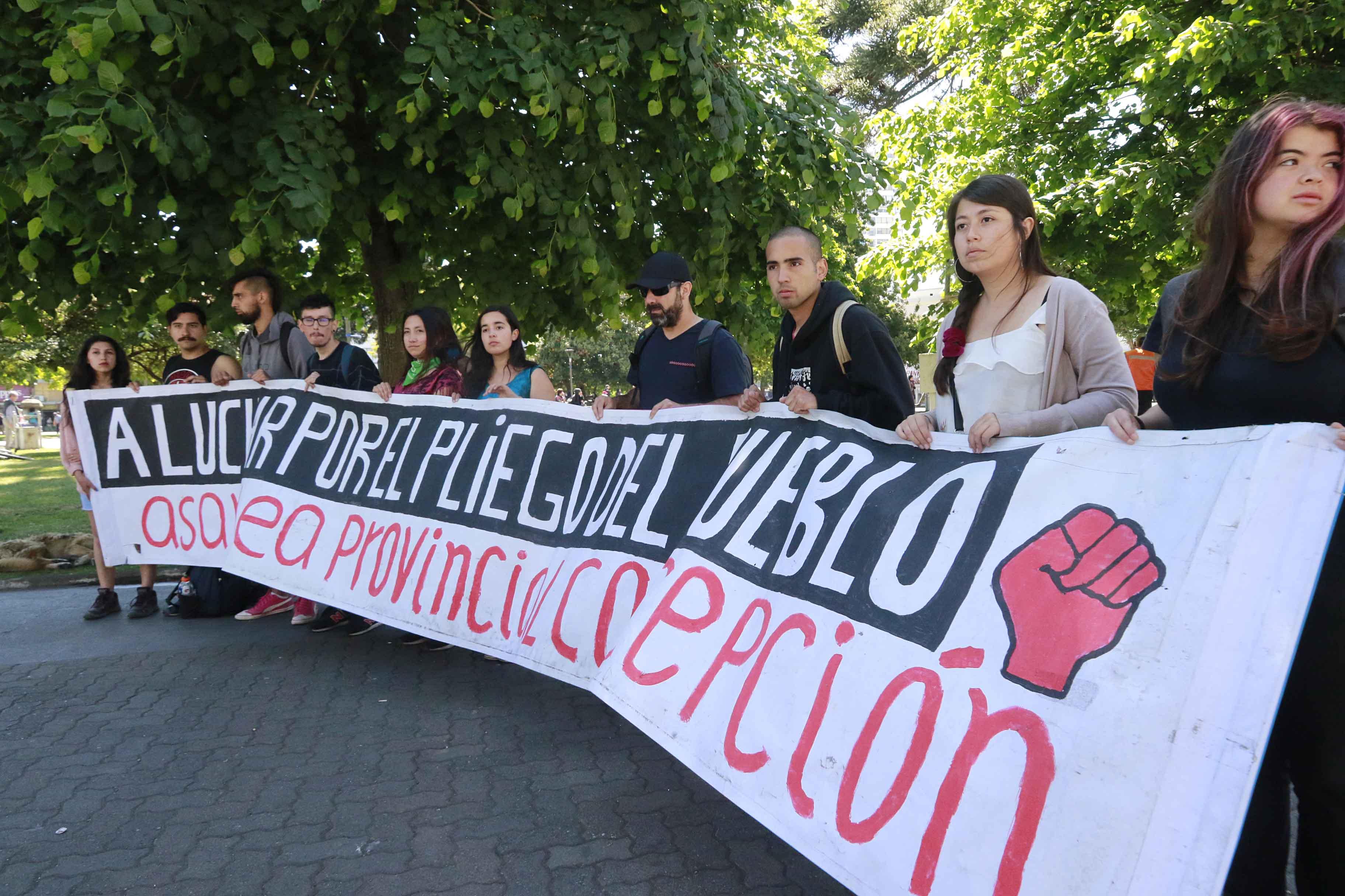 """Asamblea Provincial Concepción rechaza el """"Acuerdo de Paz"""" - Diario Concepción"""