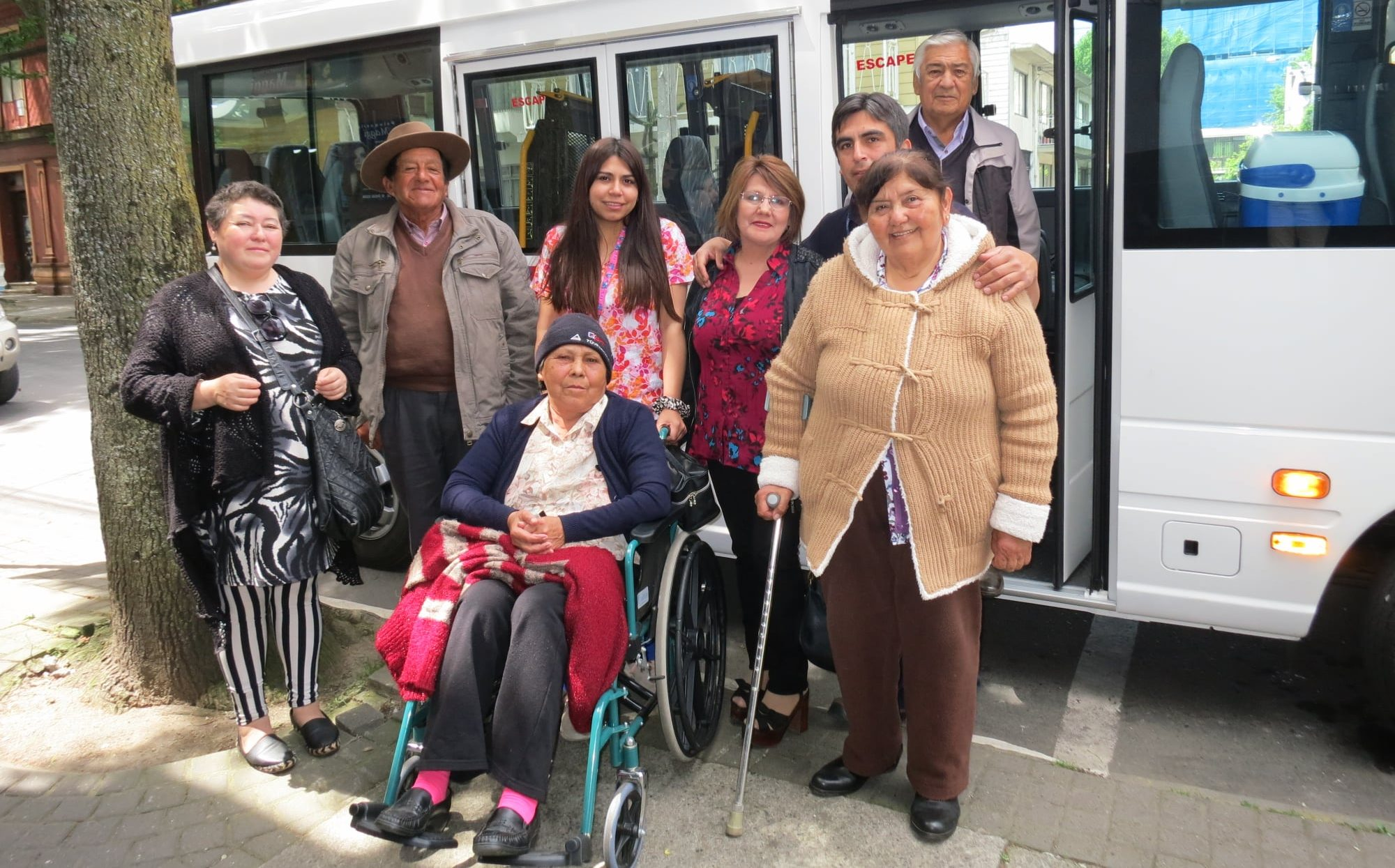 Bus del hospital de Florida inició traslado de pacientes a Concepción - Diario Concepción