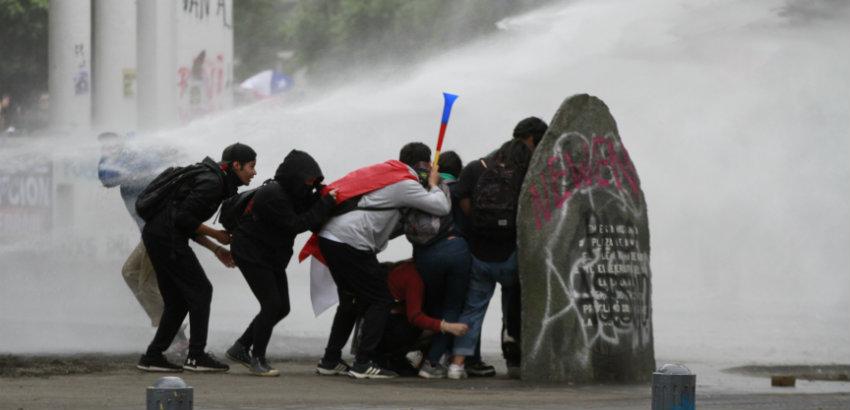 Detuvieron a 34 personas por disturbios en Concepción - Diario Concepción