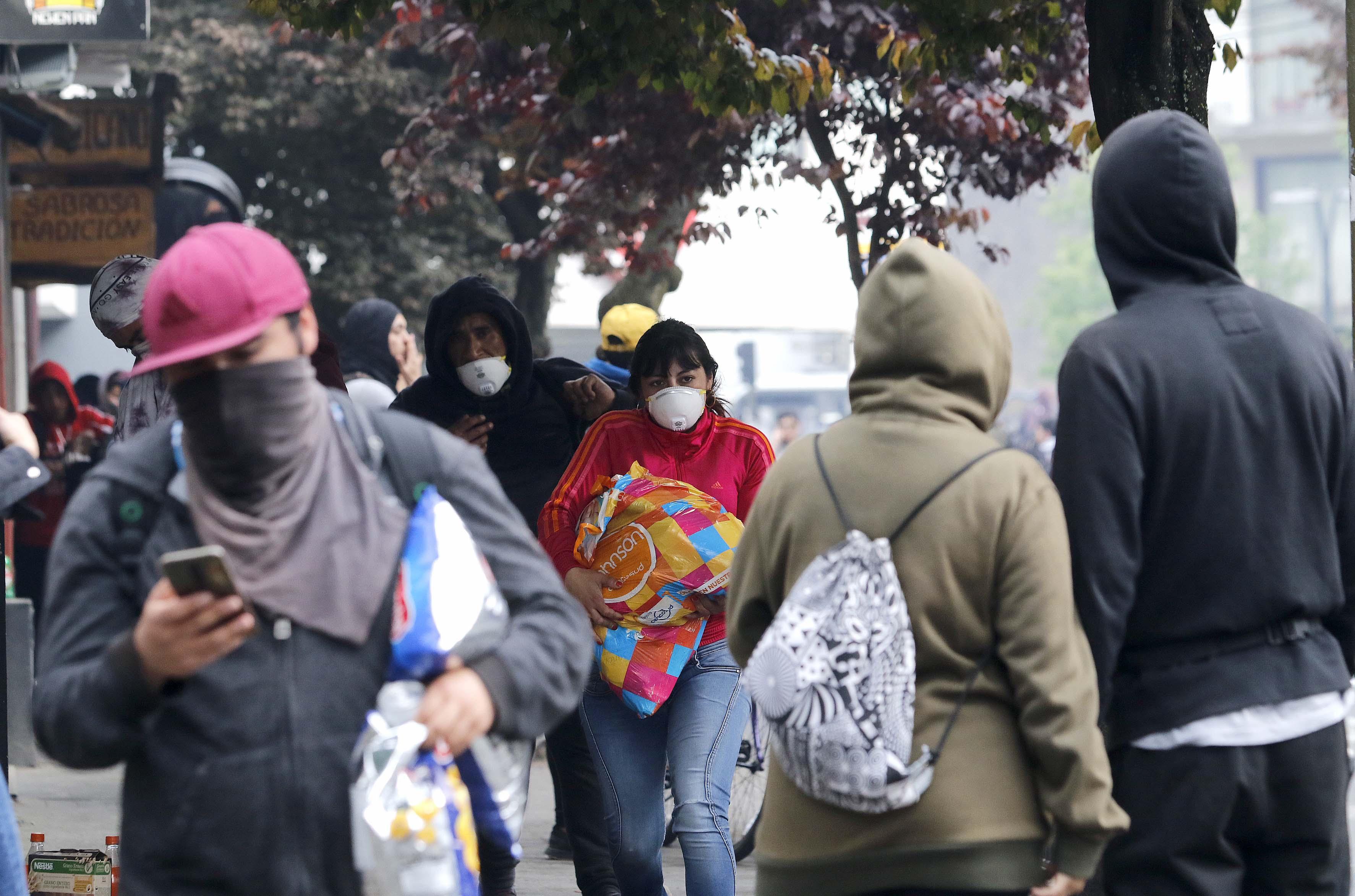 Casi 400 detenidos suma la patrulla antisaqueos en Concepción - Diario Concepción