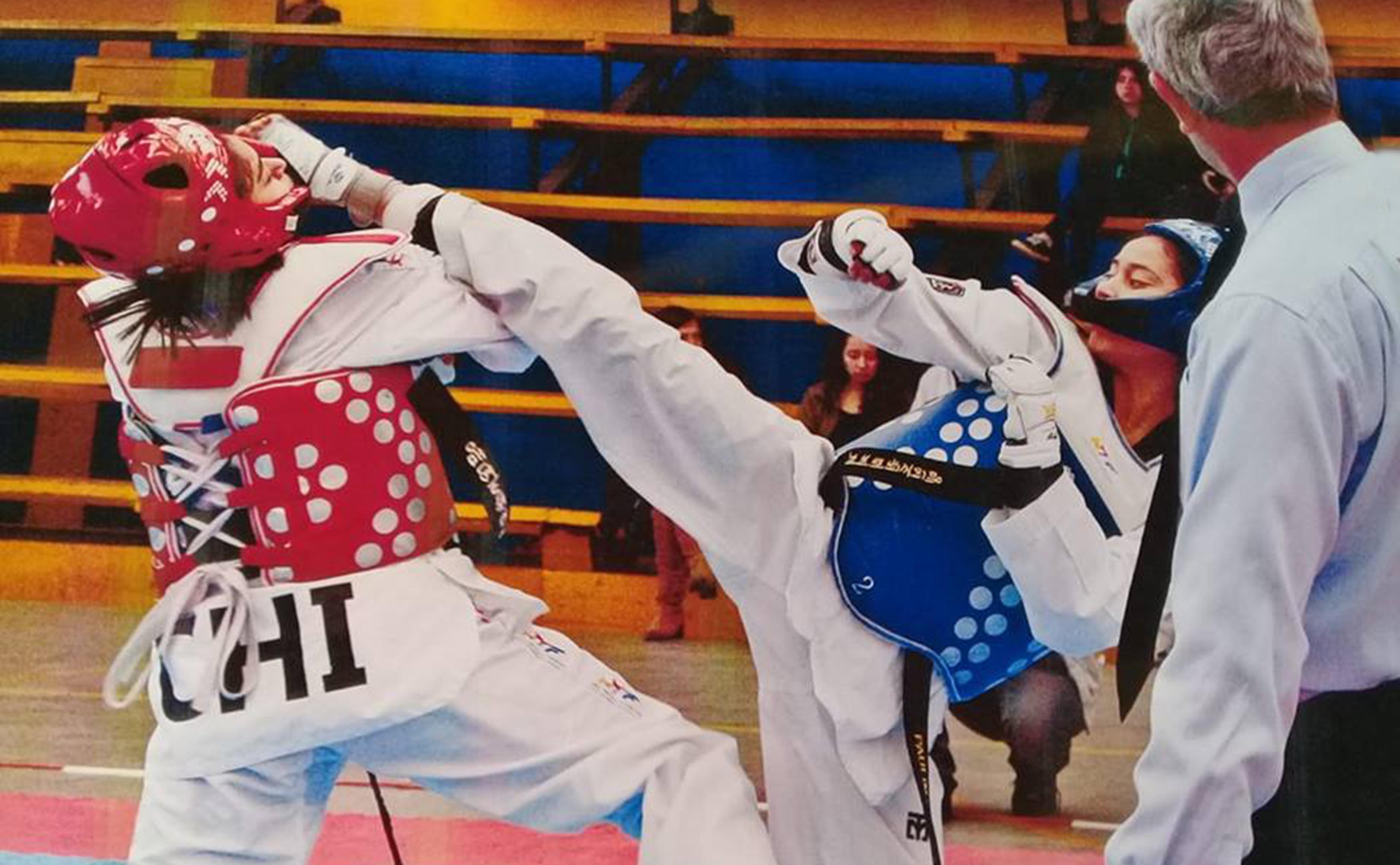 Taekwondo regional volvió cargado de medallas desde la