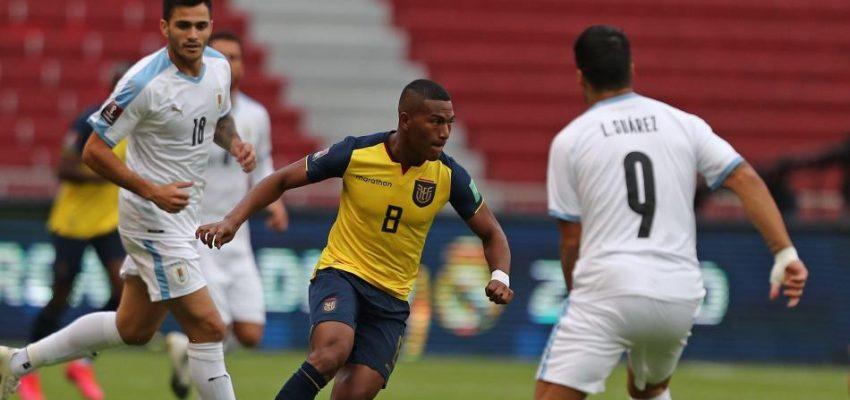 Sufrieron con el VAR: Uruguay cayó 4-2 en su visita a Ecuador