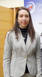 Beatriz Millán, directora ejecutiva IncubaUdeC