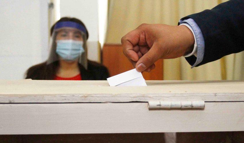 Amplio despliegue en Chile para resguardar urnas en elecciones